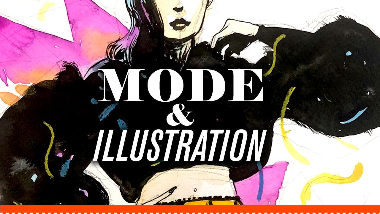 comment faire un dessin de mode